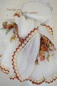 画像5: カッパドキア地区 ボンジュックオヤのスカーフ (5)