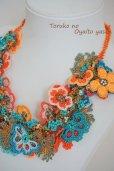 画像4: FLOWER GARDEN ネックレス&ブレスレットセット