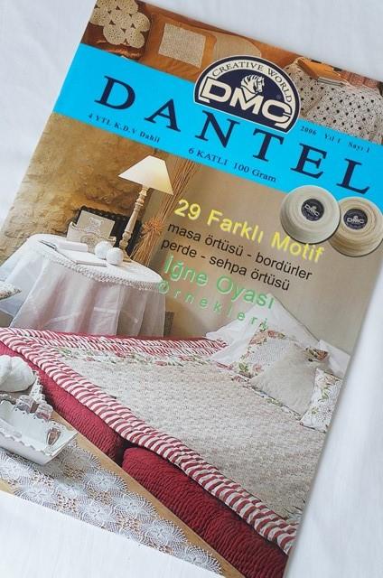 画像1: DMC DANTEL 小雑誌